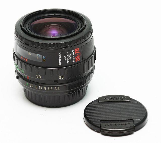 smc Pentax-F 35-70mm F/3.5-4.5