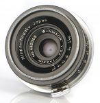 Nikon W-Nikkor(·C) 35mm F/3.5