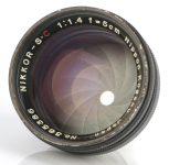 Nikon Nikkor-S(·C) 50mm F/1.4