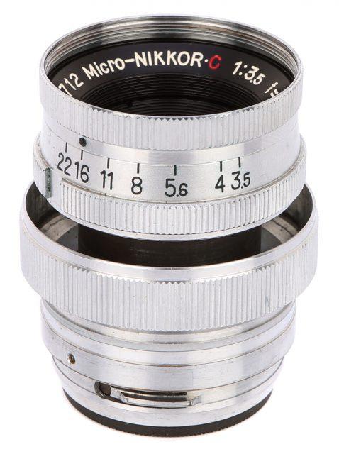Nikon Micro-Nikkor(·C) 50mm F/3.5