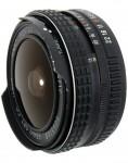smc Pentax 17mm F/4 Fish-eye