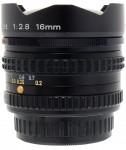 smc Pentax-A 16mm F/2.8 Fish-eye
