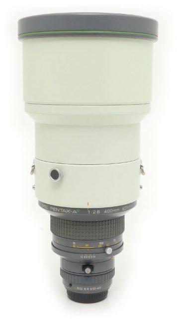 smc Pentax-A* 400mm F/2.8 ED [IF]