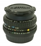 smc Pentax-A 50mm F/2