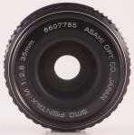 smc Pentax-M 35mm F/2.8