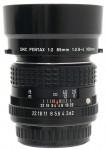 smc Pentax-M 85mm F/2
