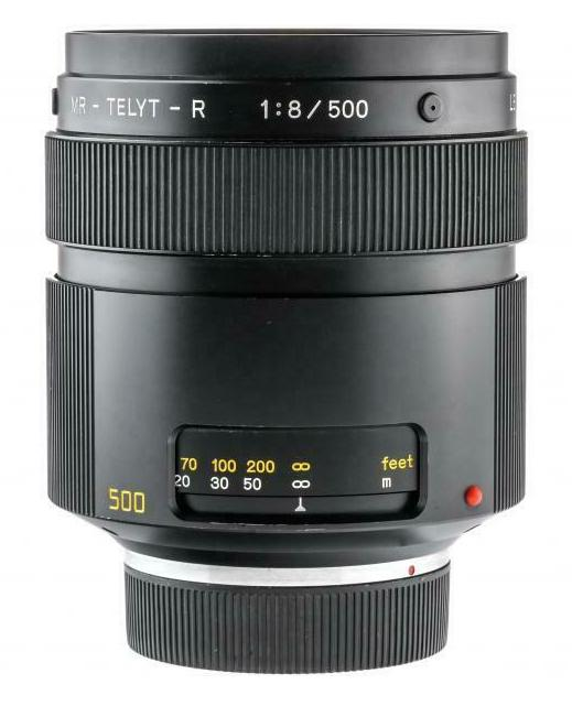 Leitz Wetzlar (Leitz Canada) MR-Telyt-R 500mm F/8