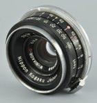 Nikon W-Nikkor(·C) 35mm F/2.5