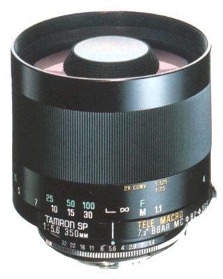 Tamron SP 350mm F/5.6 06B