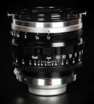 Nikon Nikkor-N 50mm F/1.1