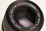 Canon FD 35mm F/2 S.S.C. (I)