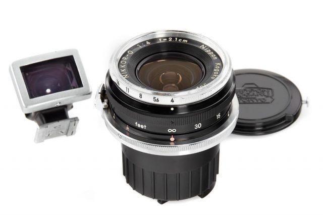 Nikon Nikkor-O 21mm F/4