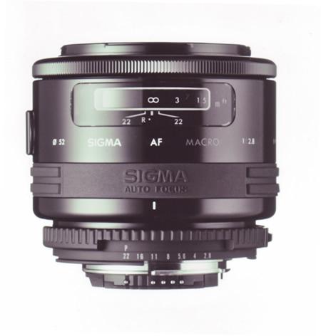 Sigma 90mm F/2.8 Macro ZEN