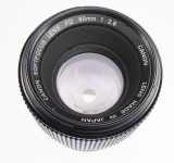 Canon FDn 85mm F/2.8 Soft Focus