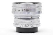 Teikoku Kogaku (Zunow Opt.) ZUNOW 50mm F/1.1