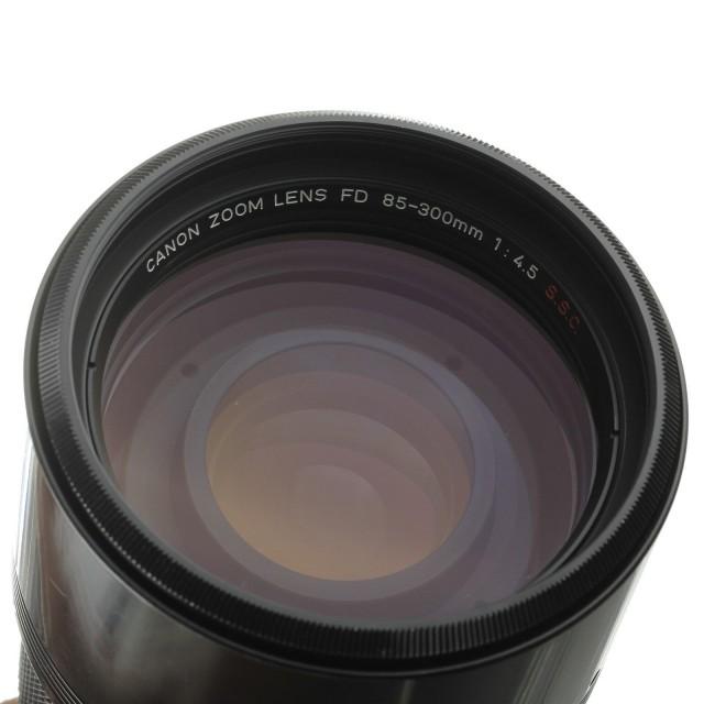 Canon FD 85-300mm F/4.5 S.S.C.
