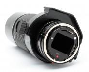Canon FDn 200mm F/4 Macro