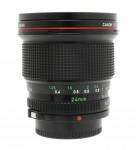 Canon FDn 24mm F/1.4L