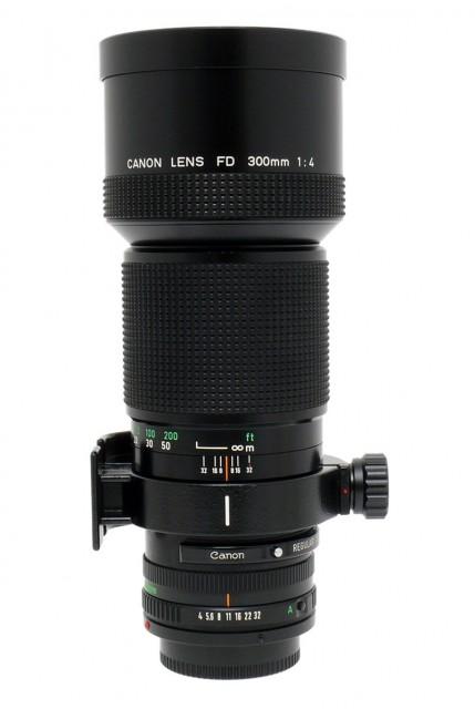 Canon FDn 300mm F/4