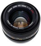 Canon FD 55mm F/1.2 S.S.C.
