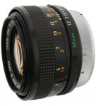 Canon FD 55mm F/1.2 S.S.C. Aspherical