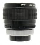 Canon FD 85mm F/1.2 S.S.C. Aspherical