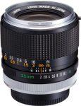 Canon FD 35mm F/2