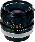 Canon FD 35mm F/3.5