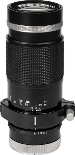 Canon FD 300mm F/5.6