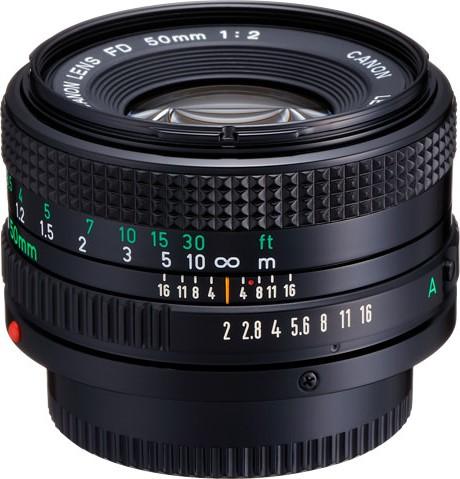 Canon FDn 50mm F/2