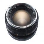 Canon FD 50mm F/1.4