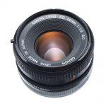 Canon FD 50mm F/1.8 S.C. (II)