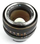Canon FD 55mm F/1.2 AL