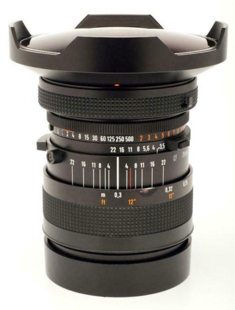 Carl Zeiss F-Distagon T* 30mm F/3.5 CF