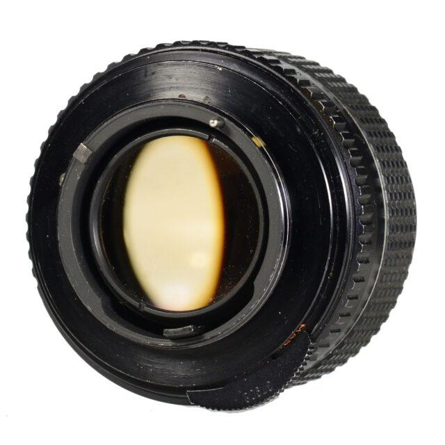 Asahi SMC Takumar 50mm F/1.4