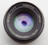 Yashica Auto Yashinon DS-M 50mm F/1.7