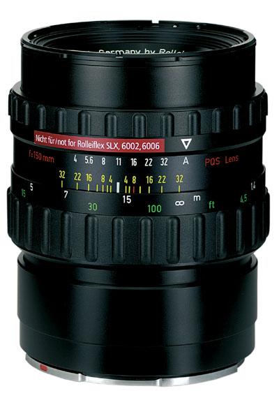 Carl Zeiss Sonnar HFT 150mm F/4 PQS