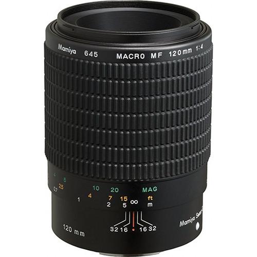 Mamiya 645 MACRO MF 120mm F/4