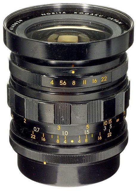 Norita Kogaku Noritar 40mm F/4
