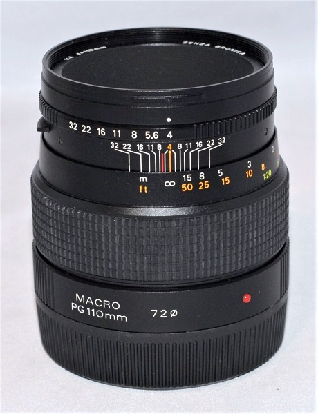Zenza Bronica Macro Zenzanon-PG 110mm F/4