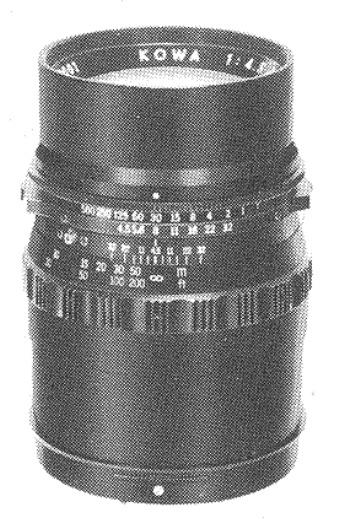 Kowa 200mm F/4.5