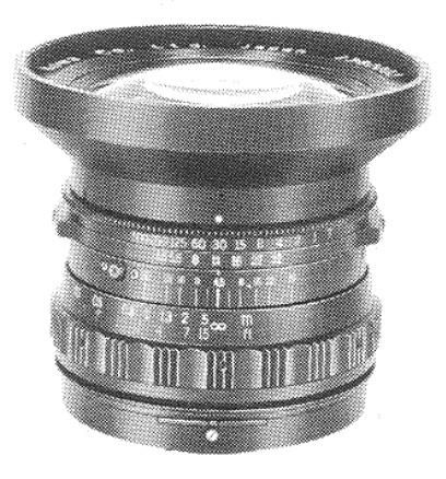 Kowa 35mm F/4.5