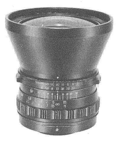 Kowa 40mm F/4
