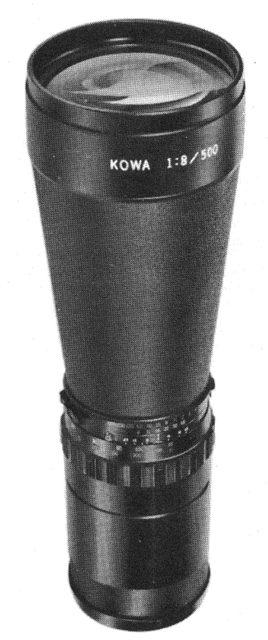 Kowa 500mm F/8