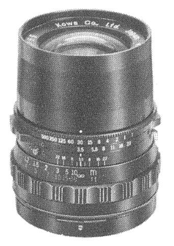 Kowa 55mm F/3.5 (II)