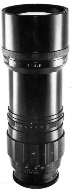 Norita Kogaku Noritar 400mm F/4.5