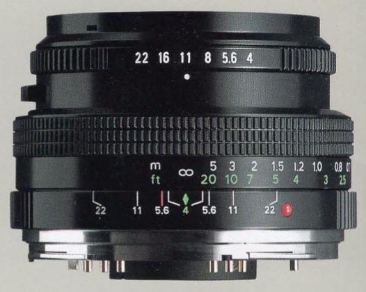 Zenza Bronica Zenzanon-PE 40mm F/4