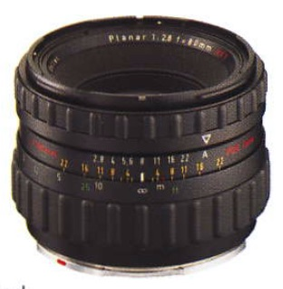 Carl Zeiss Planar HFT 80mm F/2.8 PQS