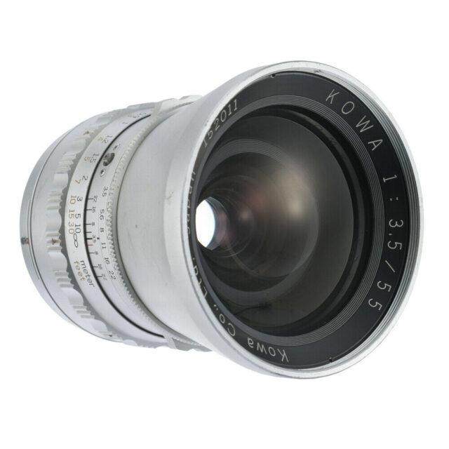 Kowa 55mm F/3.5 (I)