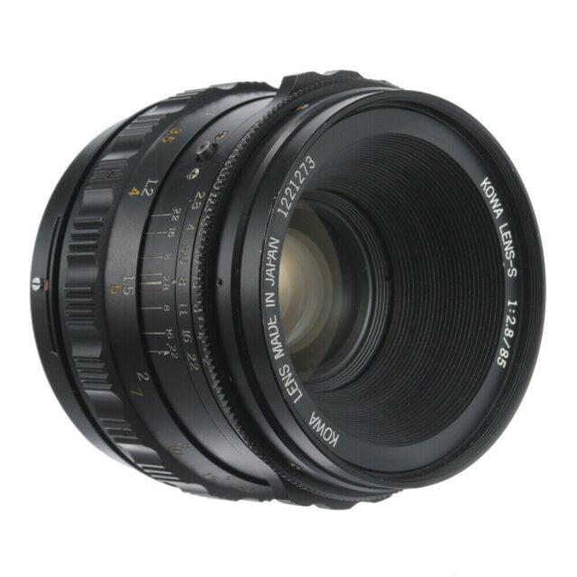 Kowa 85mm F/2.8